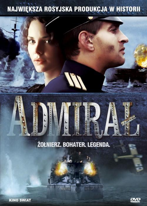 "Polski plakat filmu ""Admirał"""